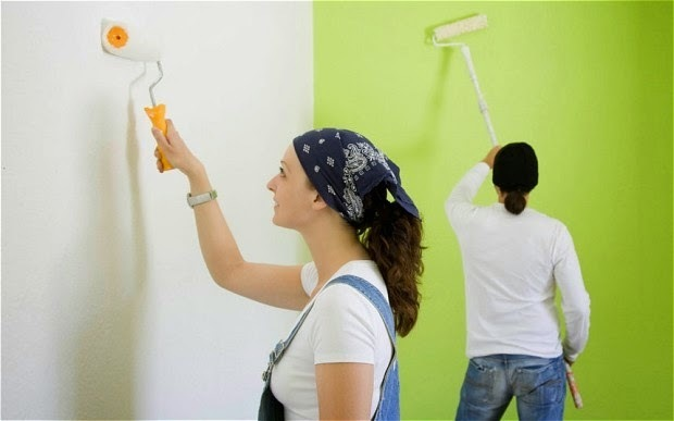 Sơn sửa ngôi nhà trước khi bán sẽ giúp tăng giá trị